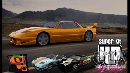 Super GT HD pour GTA San Andreas