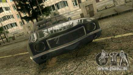Chevy Monte Carlo pour GTA Vice City