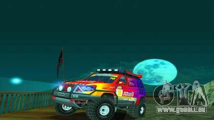 UAZ Patriot essai pour GTA San Andreas