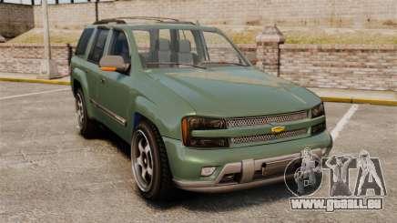 Chevrolet TrailBlazer SS 2008 pour GTA 4