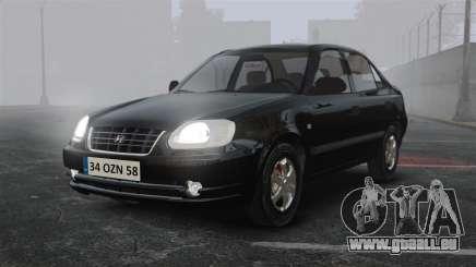 Hyundai Accent Admire für GTA 4