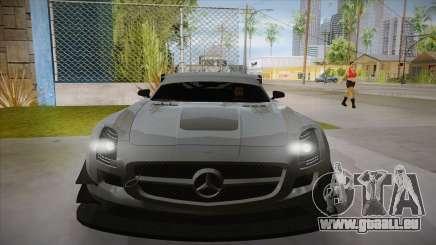 Mercedes-Benz SLS (AMG) GT3 pour GTA San Andreas