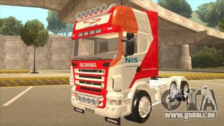 Scania R620 Nis Kamion für GTA San Andreas