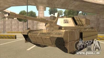 M69A2 Rhino Desierto pour GTA San Andreas