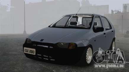 Fiat Palio EDX 1997 pour GTA 4