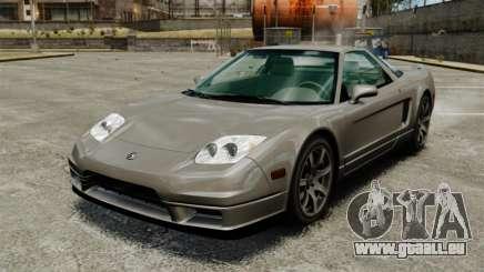 Acura NSX pour GTA 4