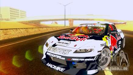 Mazda RX-8 NFS Team Mad Mike pour GTA San Andreas