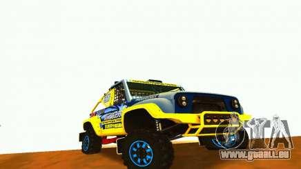 UAZ 31514 Rally pour GTA San Andreas