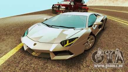 Lamborghini Aventador LP700 für GTA San Andreas