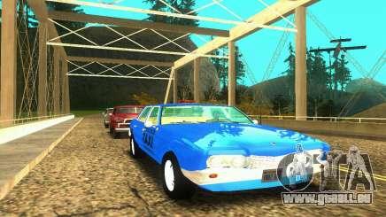 Fasthammer Taxi für GTA San Andreas