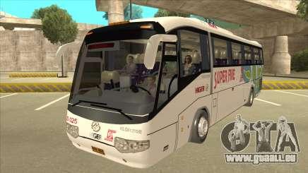 Higer KLQ6129QE - Super Five Transport S 025 pour GTA San Andreas