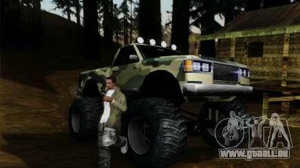 Tarnung für Monster für GTA San Andreas