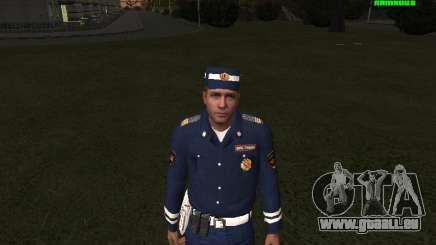 Sergent DPS pour GTA San Andreas