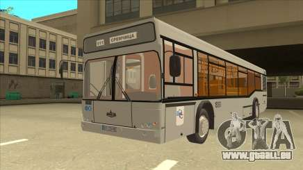 511 Sremcica Bus pour GTA San Andreas