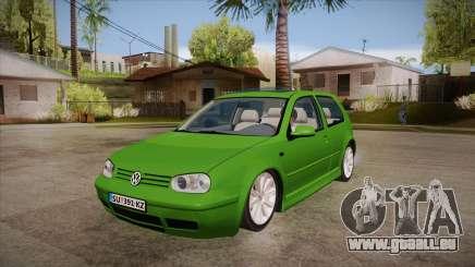 Volkswagen Golf Mk4 für GTA San Andreas