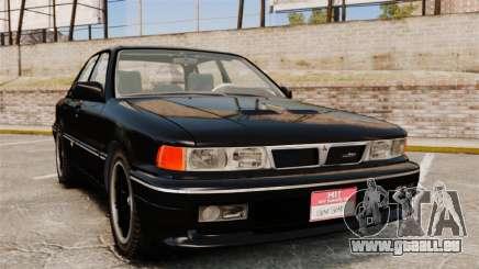 Mitsubishi Galant v2.0 für GTA 4