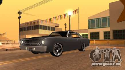 Plymouth Road Runner 1970 für GTA San Andreas