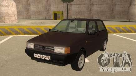 Yugo Uno 45 R 1994 für GTA San Andreas