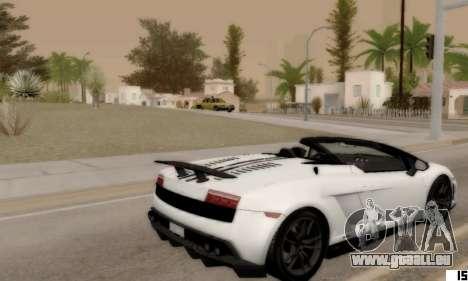 ENB VI pour les PC bas pour GTA San Andreas deuxième écran