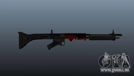 Fusil automatique FG42 pour GTA 4 troisième écran