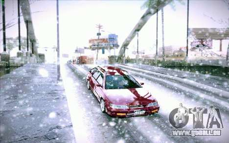 Honda Accord Wagon für GTA San Andreas Seitenansicht