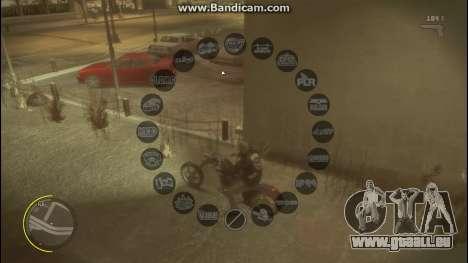GTA V Radio HUD für GTA 4