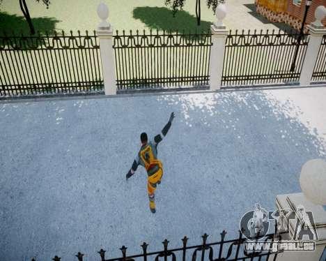 Gordon Freeman für GTA 4 Zehntel Screenshot