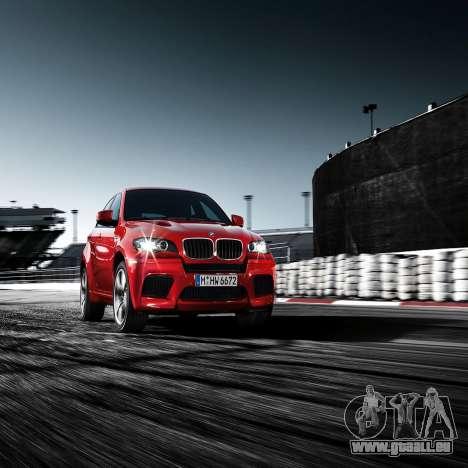 BMW-Boot-Bildschirm für GTA 4 neunten Screenshot