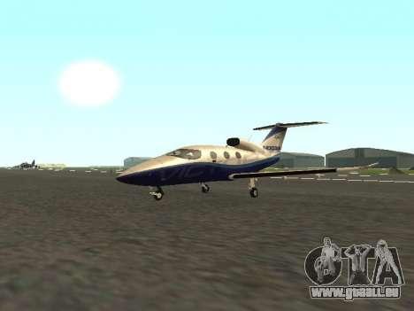 La victoire épique de Microsoft Flight Simulator pour GTA San Andreas