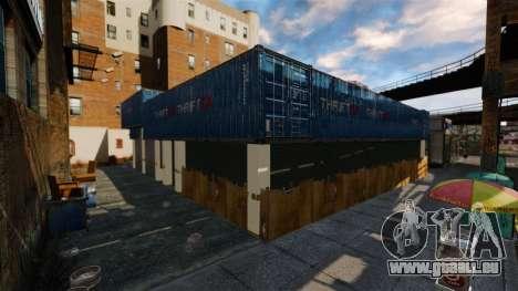 Garage für GTA 4 Sekunden Bildschirm