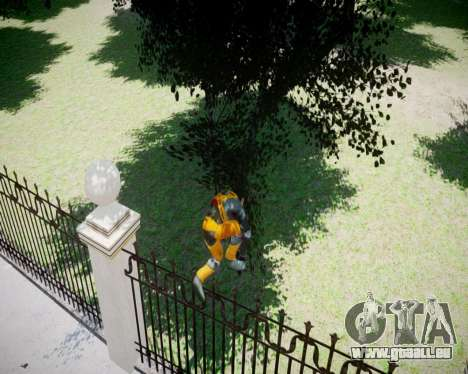 Gordon Freeman für GTA 4 fünften Screenshot