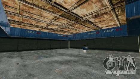 Garage für GTA 4 dritte Screenshot