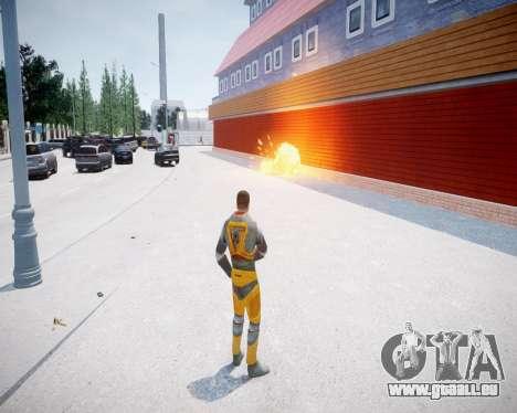 Gordon Freeman für GTA 4 weiter Screenshot