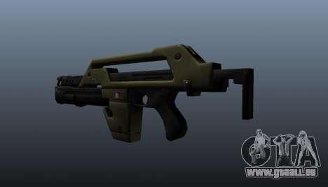Fusil M41A L-E-N Killer pour GTA 4 secondes d'écran