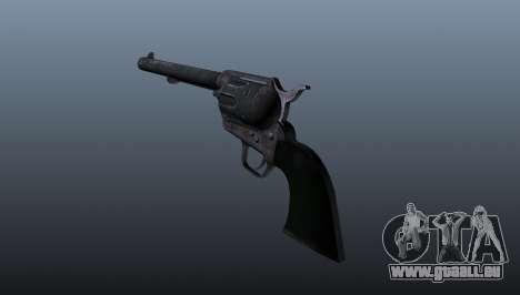Revolver Cattleman pour GTA 4 secondes d'écran