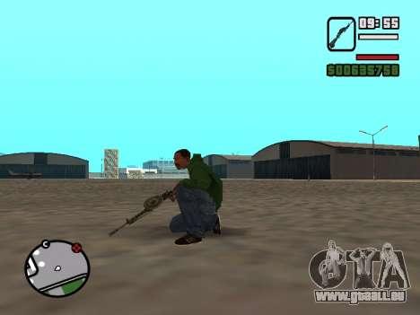 SDO pour GTA San Andreas troisième écran