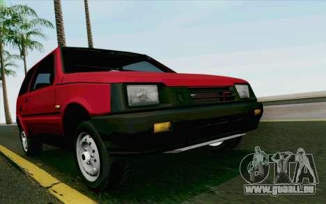 KAMAZ Oka pour GTA San Andreas