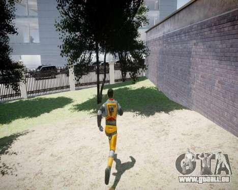 Gordon Freeman für GTA 4 achten Screenshot