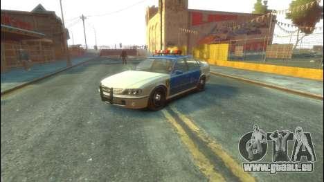 Police de la GTA 5 pour GTA 4