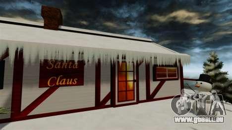 Île Christmas pour GTA 4 quatrième écran