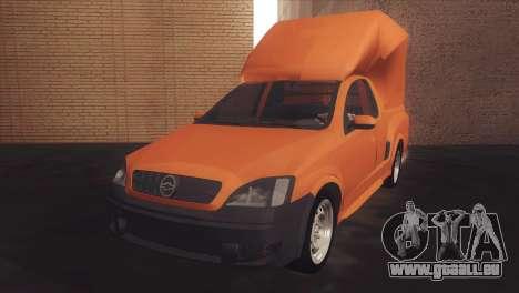 Chevrolet Montana Combo pour GTA San Andreas