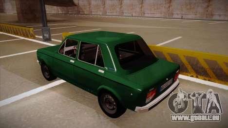 Zastava 128 1995 pour GTA San Andreas sur la vue arrière gauche