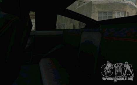 Blista Compact Type R für GTA San Andreas Seitenansicht