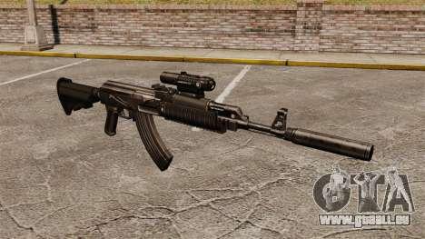 AK-47 (Taktische) für GTA 4