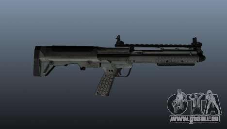 Kel-Tec KSG Schrotflinte 12 v2 für GTA 4 dritte Screenshot