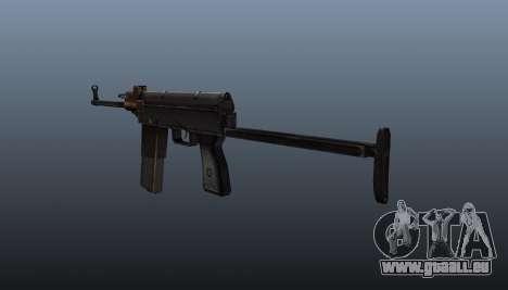 China 79 Maschinenpistole Typ SMG für GTA 4 Sekunden Bildschirm