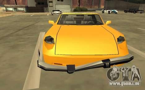 GTA V to SA: Realistic Effects v2.0 für GTA San Andreas elften Screenshot