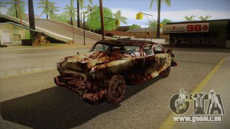 New Glenshit pour GTA San Andreas