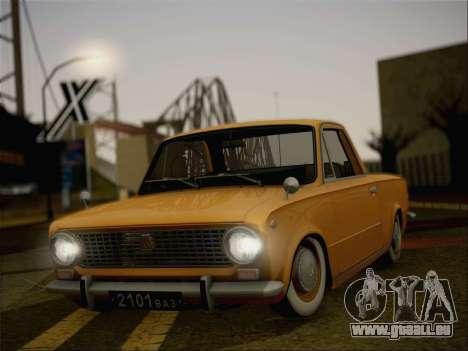 VAZ 2101 Resto für GTA San Andreas