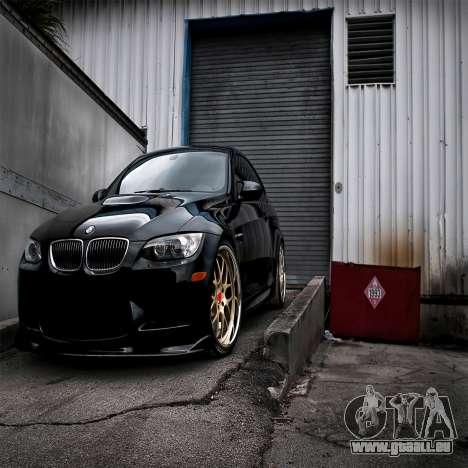BMW-Boot-Bildschirm für GTA 4 achten Screenshot